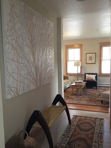 Online design Transitional Hallway/Entry by Lisa D. thumbnail