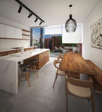 Online design Modern Kitchen by Marina S. thumbnail