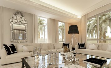 Online design Eclectic Living Room by Nathalie I. thumbnail