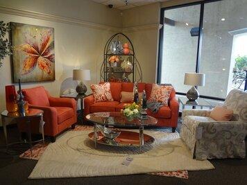 Online design Glamorous Living Room by Shaina M. thumbnail