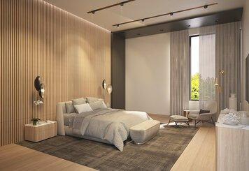 Online design Modern Bedroom by Hatice U. thumbnail