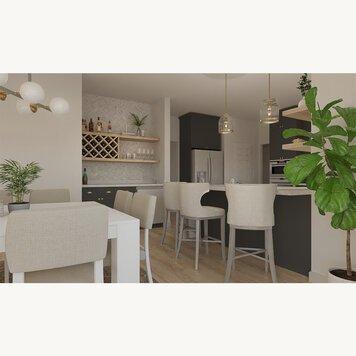 Online design Transitional Kitchen by Iulia B. thumbnail