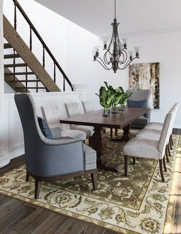Online design Transitional Dining Room by João A. thumbnail