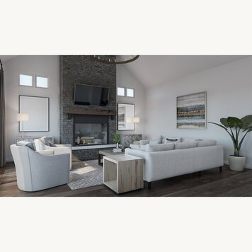 Online design Transitional Living Room by Iulia B. thumbnail