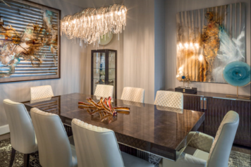 Online design Contemporary Dining Room by Eda B. thumbnail