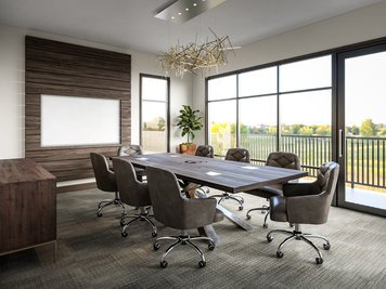 Online design Transitional Business/Office by Wanda P. thumbnail