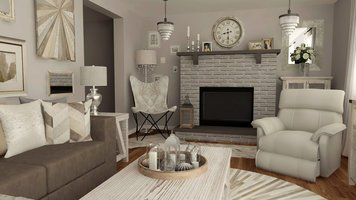 Online design Country/Cottage Living Room by Selma A. thumbnail