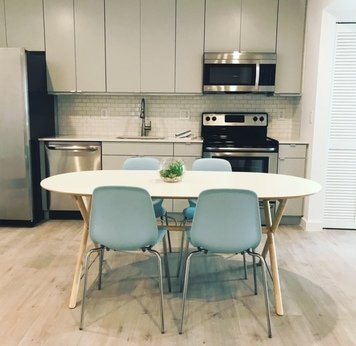 Online design Modern Dining Room by Laura C. thumbnail