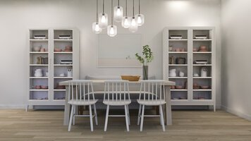 Online design Contemporary Dining Room by Drew F. thumbnail