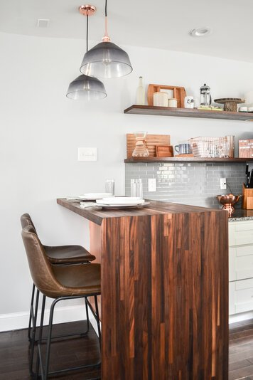 Online design Eclectic Kitchen by Johanna A. thumbnail