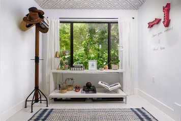 Online design Eclectic Hallway/Entry by Marcy G. thumbnail