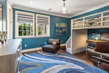 Online design Contemporary Kids Room by Lori D. thumbnail