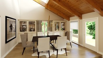 Online design Contemporary Dining Room by Tera S. thumbnail