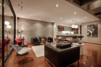 Online design Eclectic Combined Living/Dining by Andres S. thumbnail