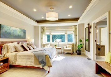 Online design Transitional Bedroom by Nathalie A. thumbnail