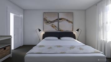 Online design Modern Bedroom by Gargi K. thumbnail