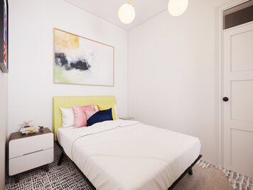 Online design Contemporary Bedroom by Giselle U. thumbnail