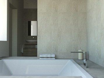 Online design Contemporary Bathroom by Chiara B. thumbnail