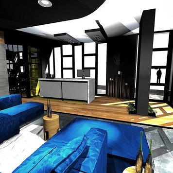 Online design Modern Business/Office by Ahmed E. thumbnail