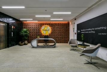 Online design Eclectic Hallway/Entry by Devanshi S. thumbnail