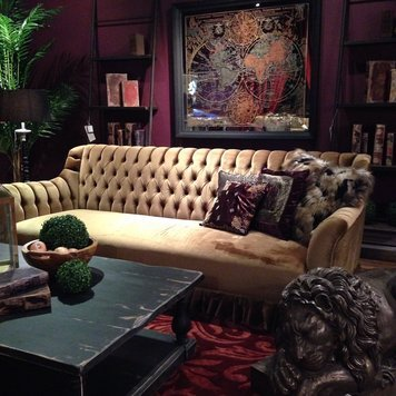 Online design Eclectic Living Room by Marthe L. thumbnail