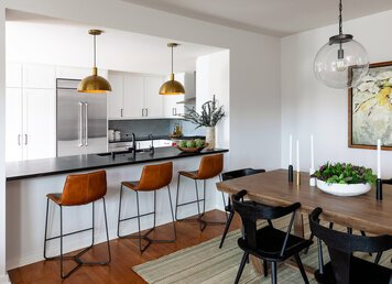 Online design Eclectic Dining Room by Caity H. thumbnail
