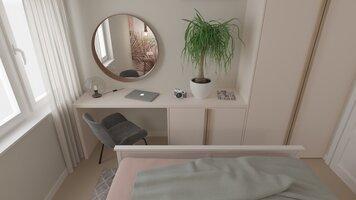 Online design Beach Bedroom by Janja R. thumbnail