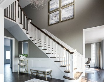 Online design Traditional Hallway/Entry by MaryBeth C. thumbnail