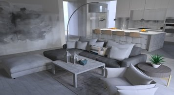 Online design Contemporary Living Room by Debbie O. thumbnail