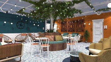 Online design Eclectic Patio by Sara P. thumbnail