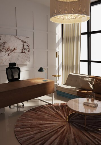 Online design Contemporary Home/Small Office by Nora B. thumbnail