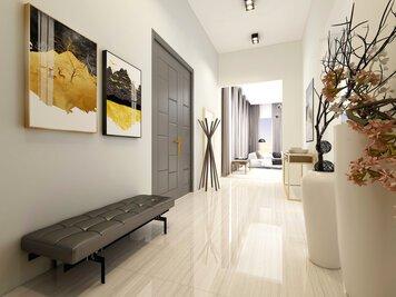 Online design Modern Hallway/Entry by MayKan C. thumbnail