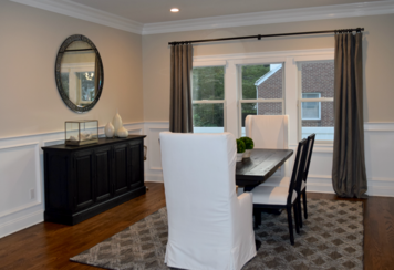 Online design Transitional Dining Room by Lauren M. thumbnail