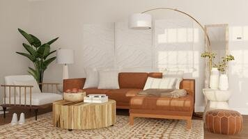 Online design Eclectic Living Room by Katherine C. thumbnail