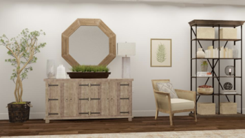 Online design Transitional Hallway/Entry by Greta Z. thumbnail
