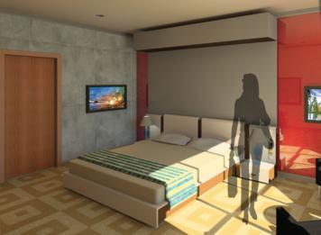 Online design Beach Bedroom by Elsabieth E. thumbnail