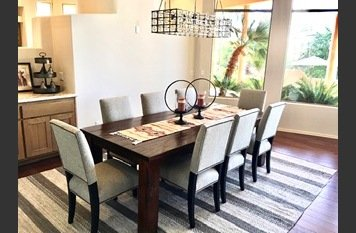 Online design Modern Dining Room by Linde P. thumbnail