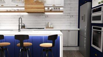 Online design Modern Kitchen by Yasmin C. thumbnail