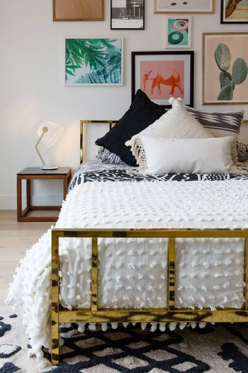 Online design Eclectic Bedroom by Sara S. thumbnail