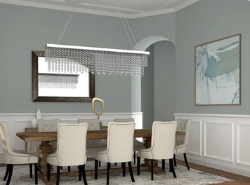 Online design Traditional Dining Room by Jessica S. thumbnail