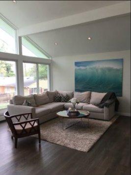 Online design Modern Living Room by Susan C. thumbnail