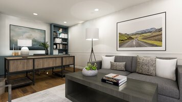 Online design Contemporary Home/Small Office by Drew F. thumbnail