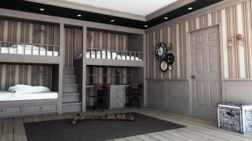 Online design Country/Cottage Kids Room by Selma A. thumbnail