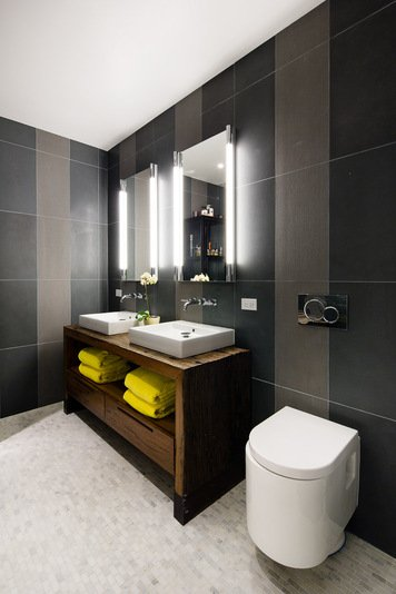 Online design Eclectic Bathroom by Sara M. thumbnail