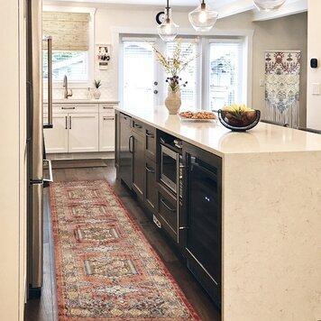 Online design Transitional Kitchen by Krystyna A. thumbnail