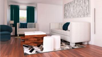 Online design Contemporary Living Room by Wyatt L. thumbnail