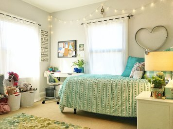 Online design Eclectic Kids Room by Christine M. thumbnail