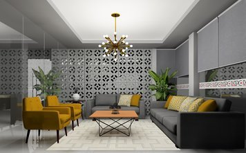 Online design Modern Business/Office by Noraina Aina M. thumbnail
