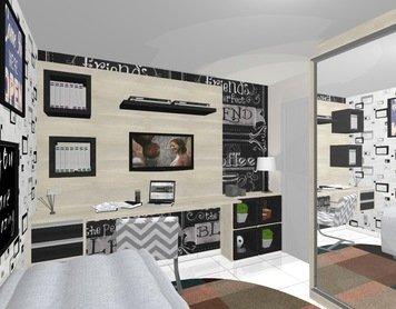 Online design Eclectic Bedroom by Yasmin C. thumbnail