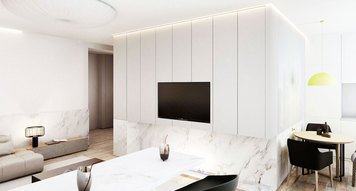 Online design Contemporary Living Room by Margaryta S. thumbnail